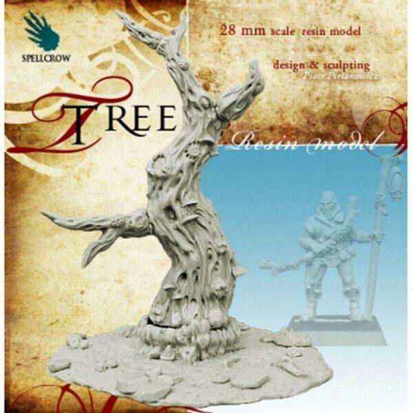 SpellCrow: Tree - SPCH0015
