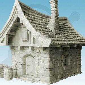 SpellCrow: Merchant's House - SPCH0068