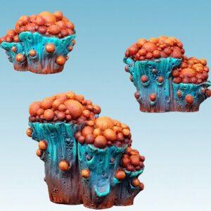 SpellCrow: Tathea Fungus Grex - SPCH0076