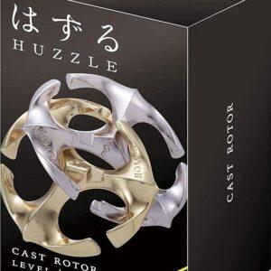 Cast: Huzzle Rotor (6/6)