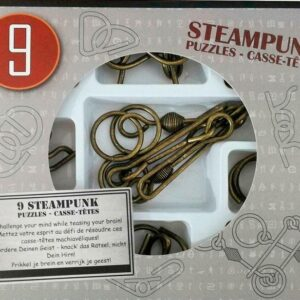 Steampunk - 9 Puzzles