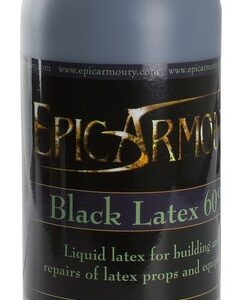 Latex Black 500ml