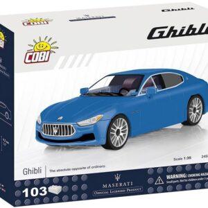 Cobi: Maseratie Ghibli