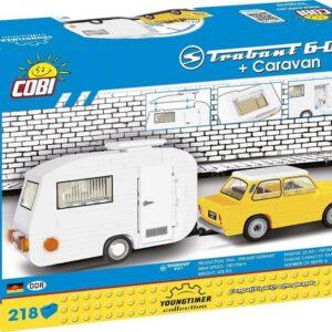Cobi: Trabant 601 + Caravan