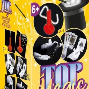 Top Magic 4 - Geel