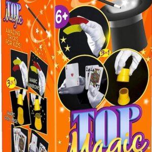 Top Magic 6 - Oranje