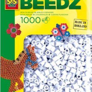00700 Strijkkralen Wit (1000)