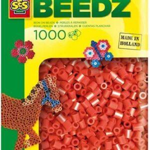 00702 Strijkkralen Rood (1000)