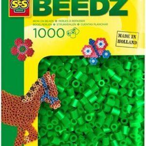 00703 Strijkkralen Groen (1000)