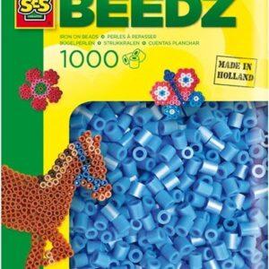 00704 Strijkkralen Hemelsblauw (1000)