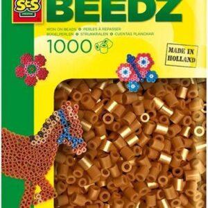 00705 Strijkkralen Bruin (1000)