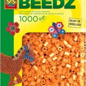 00707 Strijkkralen Oranje (1000)