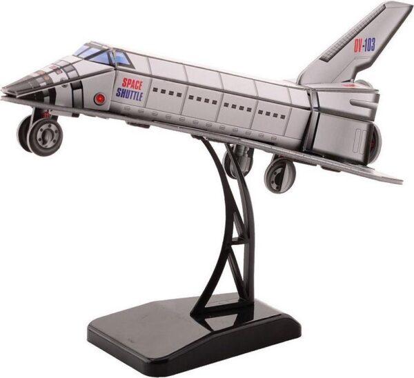 Puzzel 3d JohnToy space shuttle: 25 stukjes