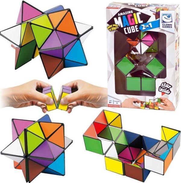Clown: Magic Cube 2 in 1