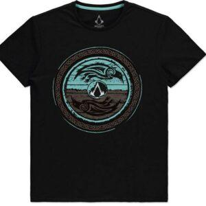 Assassins Creed T-Shirt Shield (L)