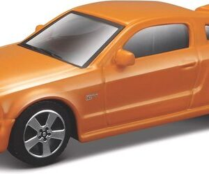 Auto Bburago: Ford Mustang GT Orange 1:43
