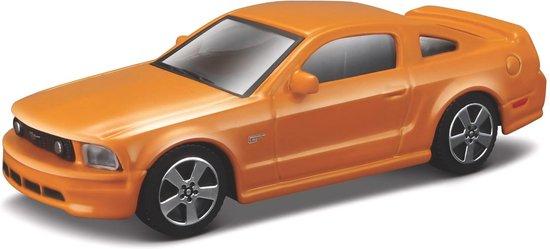 Auto Bburago: Ford Mustang GT Orange 1:43