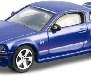Auto Bburago: Ford Mustang GT Blue 1:43