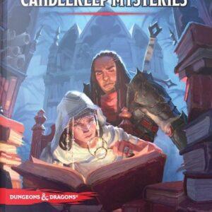 D&D 5.0 Candlekeep Mysteries