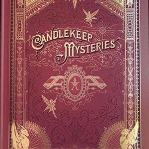D&D 5,0 Candlekeep Mysteries Alternate Art